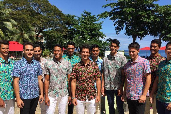 L'élection de Mister Tahiti aura lieu le vendredi 15 novembre à Arue