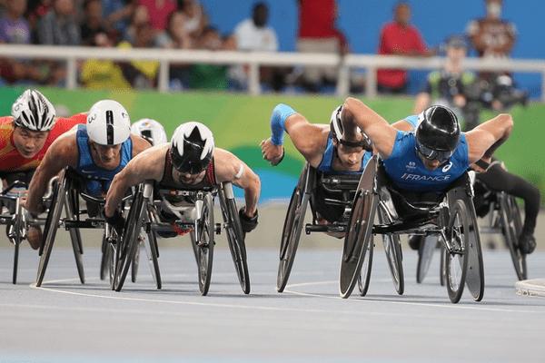 JO Rio Pierre Fairbank Jeux Paralympiques