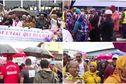 Insécurité à Mayotte: au moins 3.000 personnes défilent à Mamoudzou