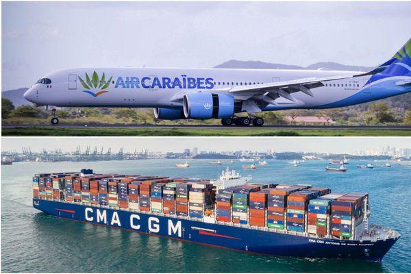Air Caraïbes and CMA-CGM
