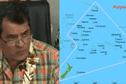 Environnement et relations internationales pour Edouard Fritch à Hawaii