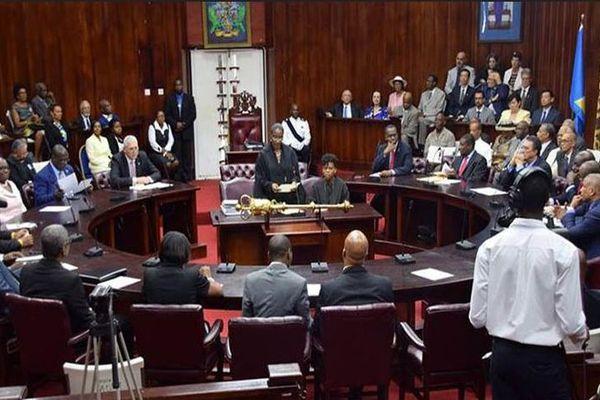 Sainte Lucie Assemblée Nationale