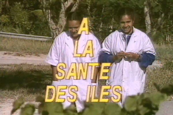 """visuel archives """"à la santé des îles"""""""