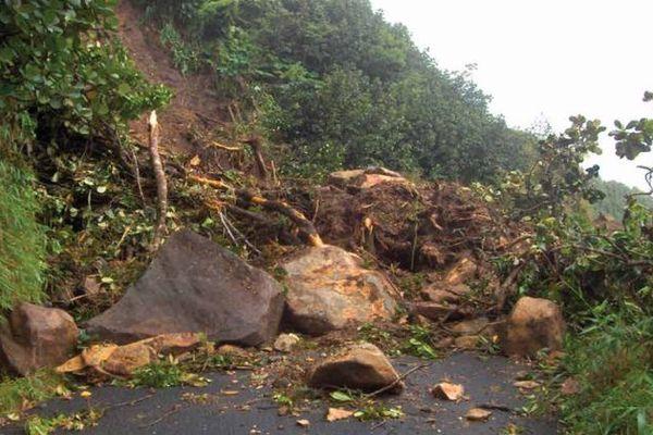 La Guadeloupe face au risque de mouvements de terrain