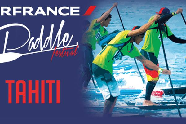 Air France Padlle Festival 2017