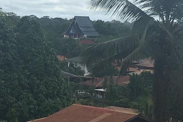 Le village de Cacao