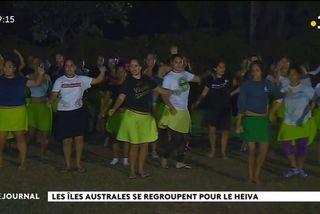 Pupu Tuha'a pae : la danse des guerriers