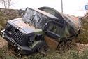 Un militaire polynésien blessé dans un accident de camion