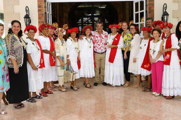 Conseil des femmes à la présidence