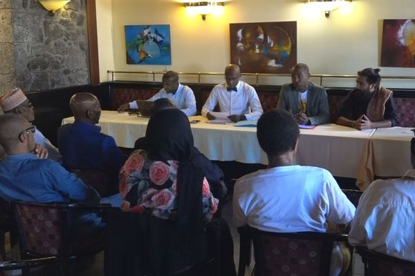 Comores : collectif d'avocats