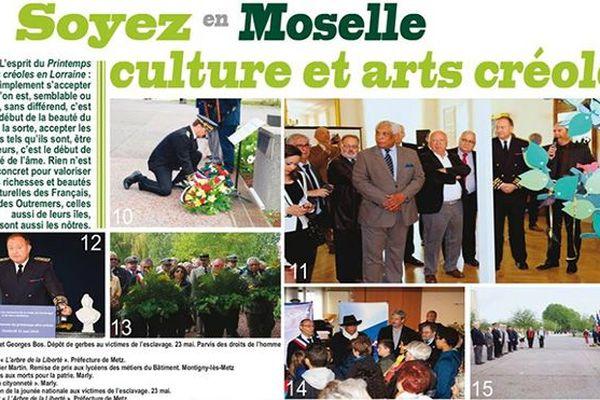 Printemps des arts en Moselle