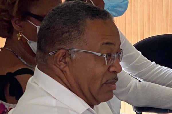 Dominique BYRAS, Président du SYVADE