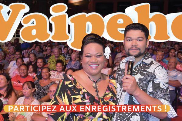 Participez aux enregistrements de Te Vaipehe !