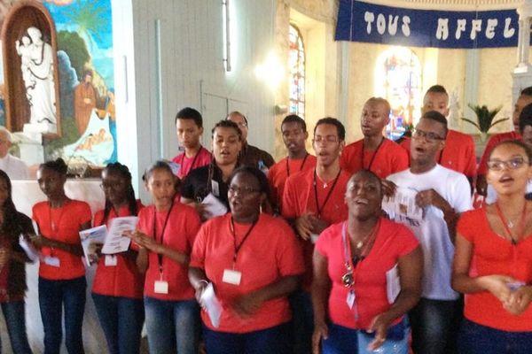 Pastorale des Jeunes à Marie-Galante 2