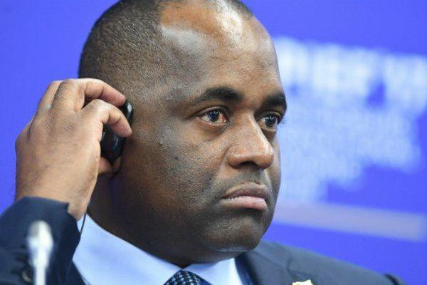 le Premier ministre de la Dominique Roosevelt Skerrit