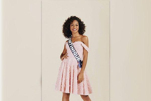 Ambre Bozza Miss Martinique