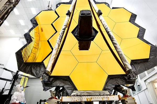 Le lancement du télescope spatial James Webb repoussé à octobre 2021 à Kourou en Guyane