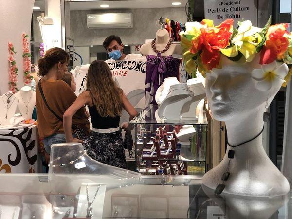 boutique éphémère perles de Tahiti 6