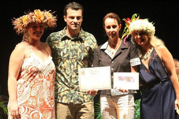 Prix coup de coeur du jury : Teva i Uta