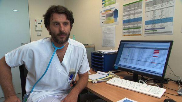 Docteur médecin Guillaume Dureau, urgences du médipôle