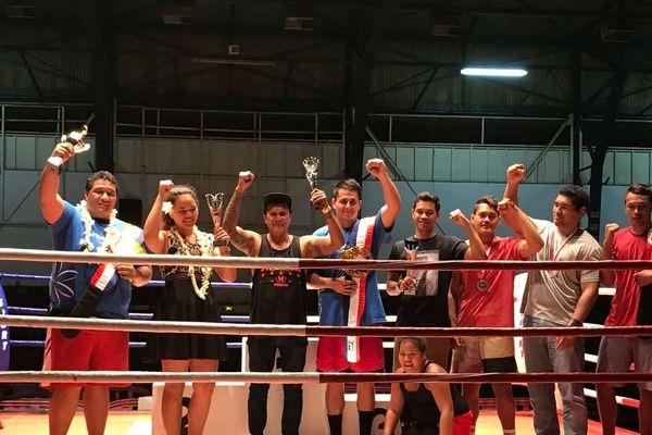 Championnat de boxe de Tahiti