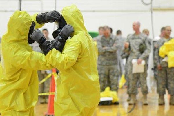 Ebola : équipements de protection