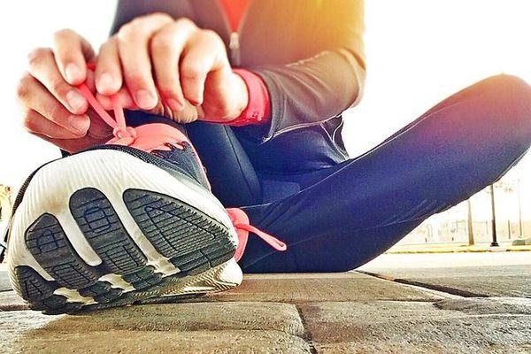 running jogger