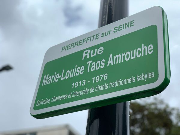 plaque Pierrefitte-sur-Seine / meurtre octogénaire réunionnais