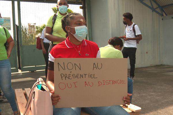 Mobilisation lycéens