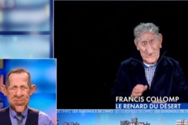 Francis Collomp marionnette