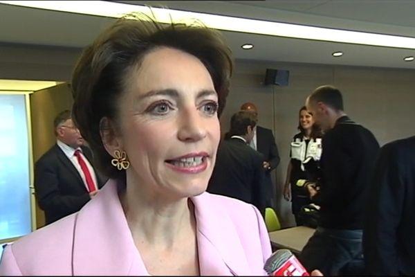 Marisol Touraine, ministre de Affaires Sociales et de la Santé