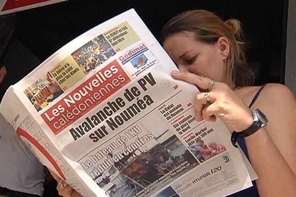 grève des nouvelles
