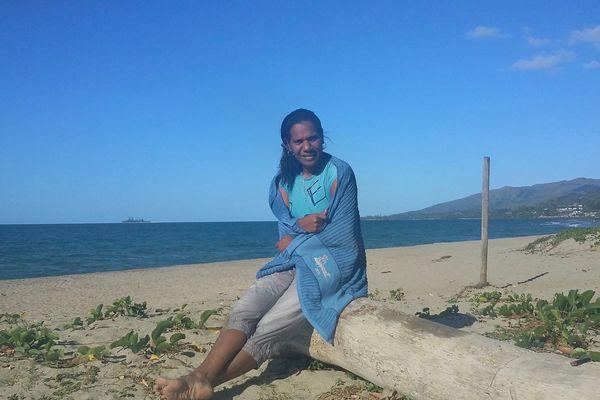 Calédoniens ailleurs : Ambrosia Teamboueon, histoire d'une fonceuse