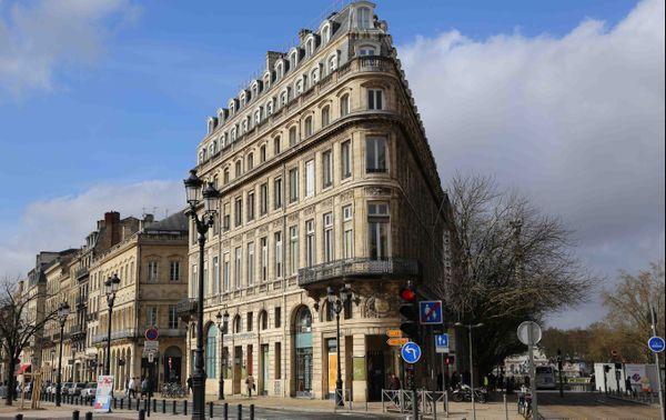 Le Triangle d'or (Bordeaux)