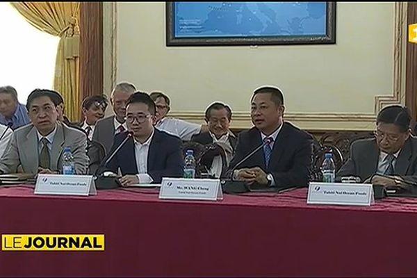 Ferme aquacole de Hao, les investisseurs se veulent rassurants