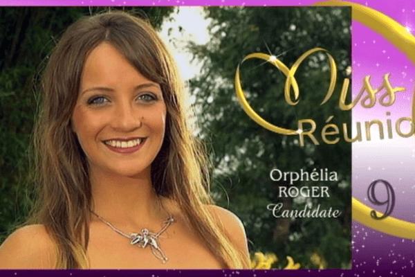 9. Orphélia ROGER, 18 ans, 1,73m1/2 - Le Tampon