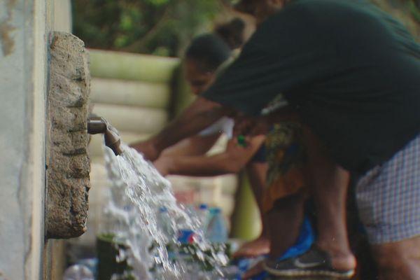 eau potable plum