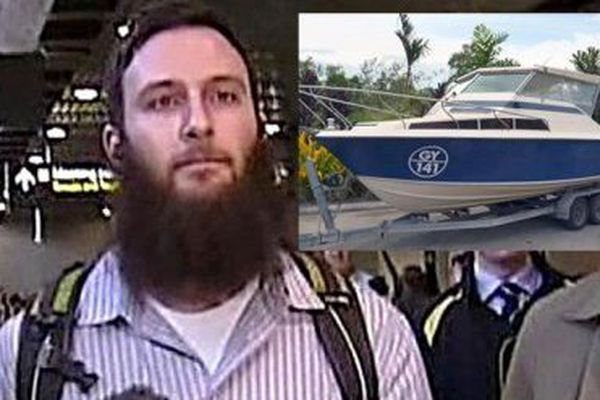 Arrestation terroristes Sydney
