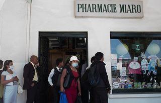 Ruée dans les pharmacies à Antananarivo