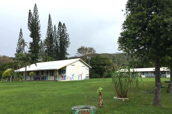 Ecole publique de Bayes, Poindimié, avril 2021