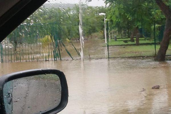 Inondation au François