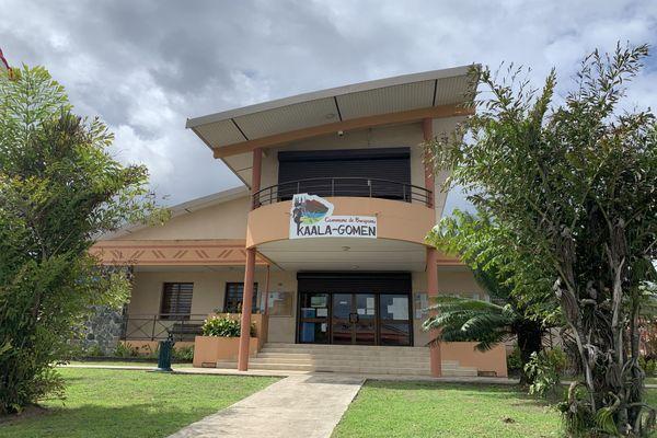 Mairie de Kaala-Gomen