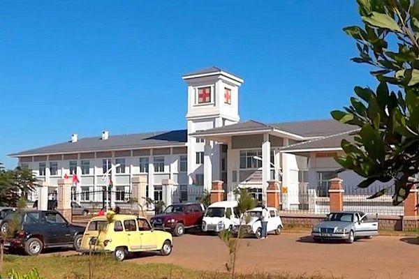 Hôpital d'Anosiala à Madagascar