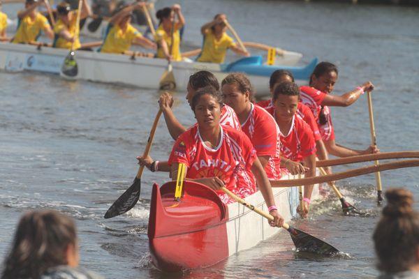 Juniors filles Tahiti