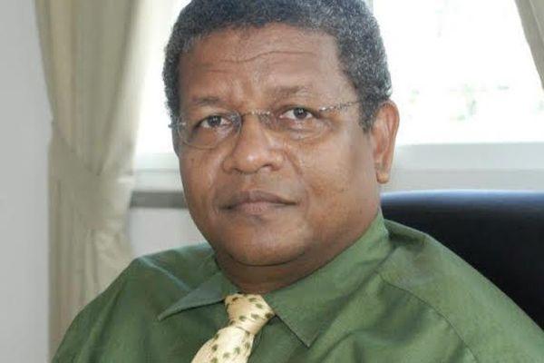 Wavel Ramkalawan Président des Seychelles