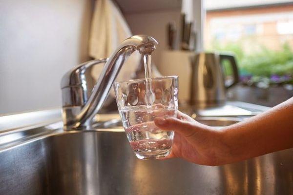 eau courante saint-pierre