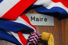 L'écharpe tricolore de maire
