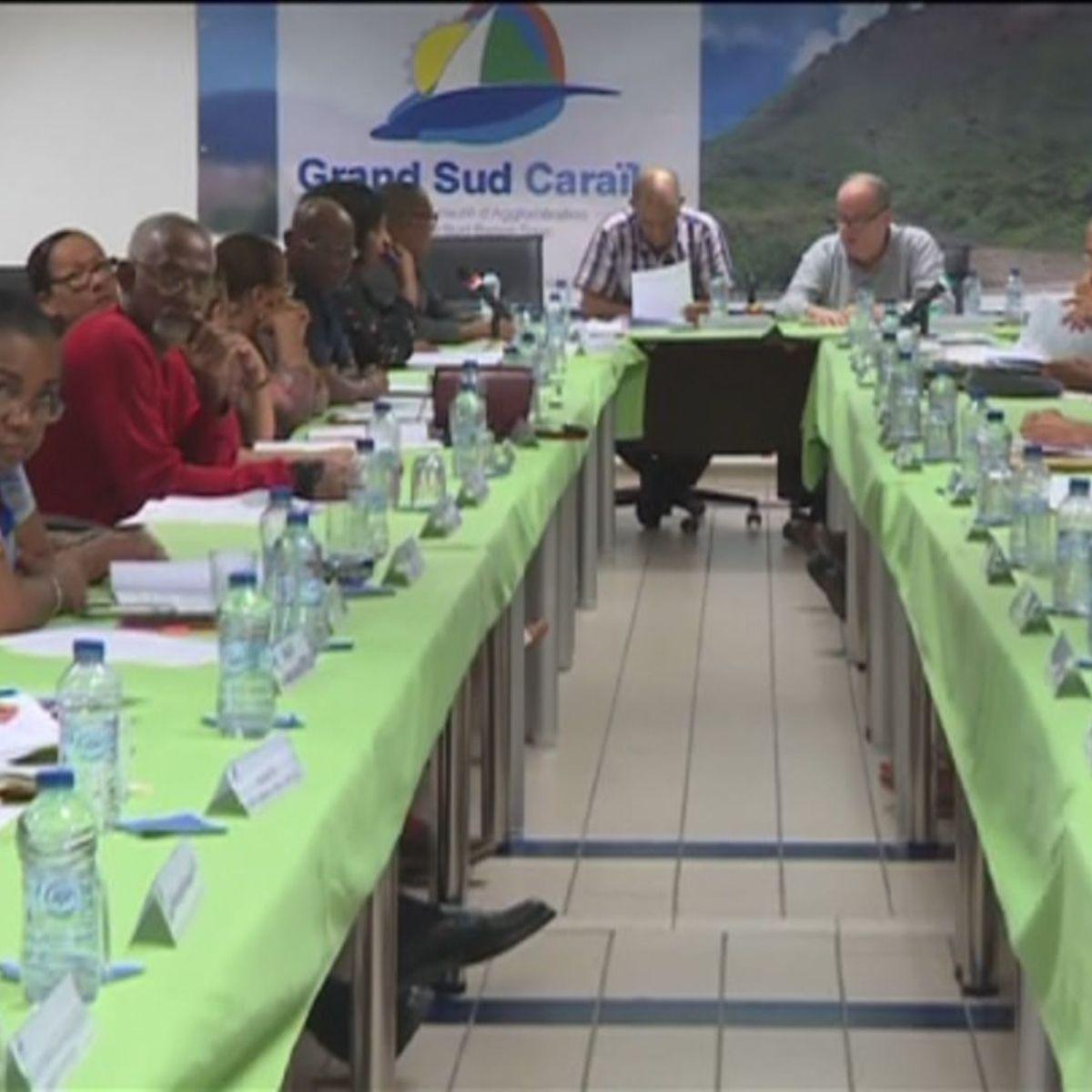 La communauté d'agglomération Grand Sud Caraibes tenait son assemblée générale ce mardi
