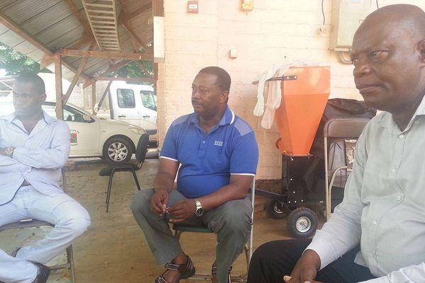 réunion Tsingoni contre la violence