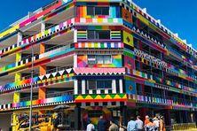La résidence étudiante Paraita, à Papeete.